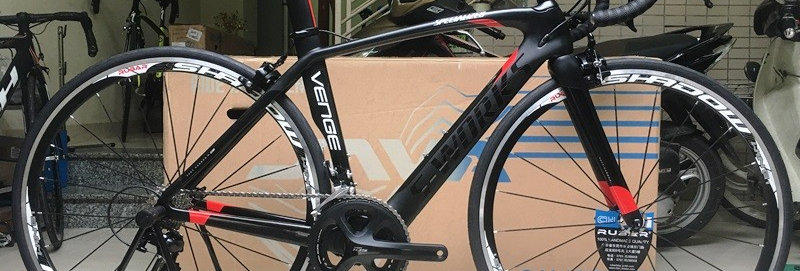 Xe đạp đua SPECIALIZED S-WORKS VENGE - Full carbon, full group Shimano 105 5800