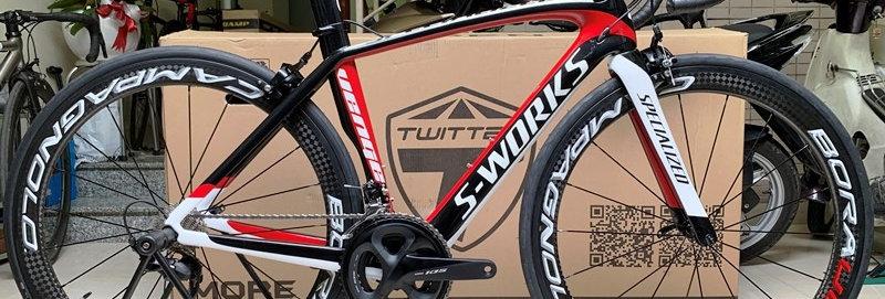 Xe đạp đua S-WORKS VENGE - Full carbon, full Shimano 105 R7000 (mới nhất)