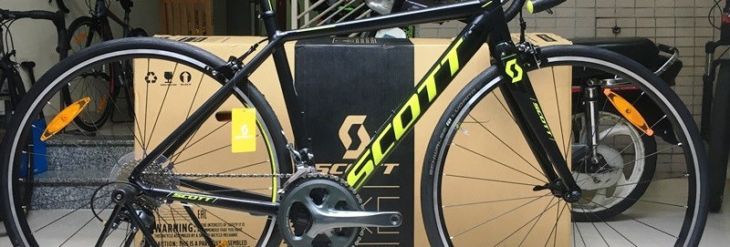Xe đạp đua nhập khẩu nguyên chiếc SCOTT Speedster 20 (chính hãng)-Shimano Tiagra