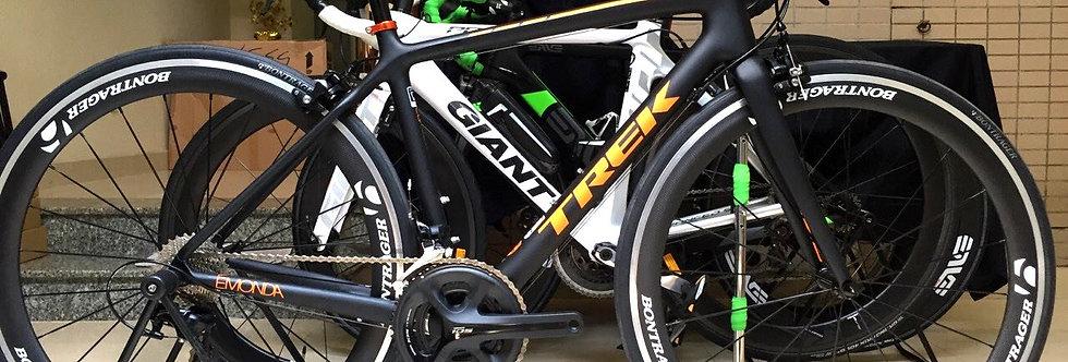 Xe đạp đua TEMONDA S 5 (New Shimano 105, FULL GROUP) - Bánh Carbon Bontrager