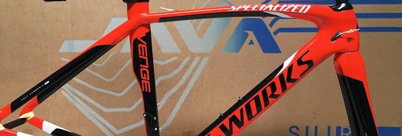 Khung (sườn) xe đạp đua S-WORKS VENGE (Full Carbon)