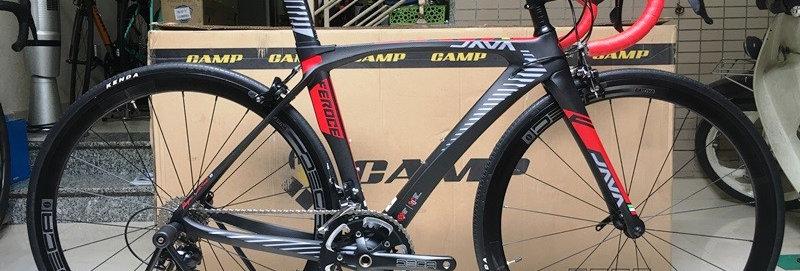 Xe đạp đua JAVA FEROCE - Hàng chính hãng, nhập khẩu nguyên chiếc