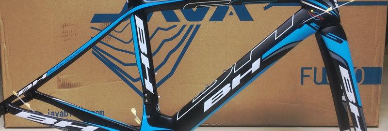 Khung (sườn) xe đạp đua BH G6 PRO (Full carbon)