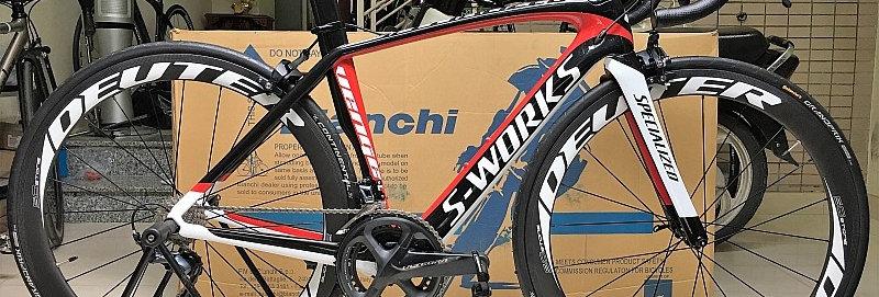 Xe đạp đua SPECIALIZED S-WORKS VENGE, full carbon, group Shimano Ultegra R8000