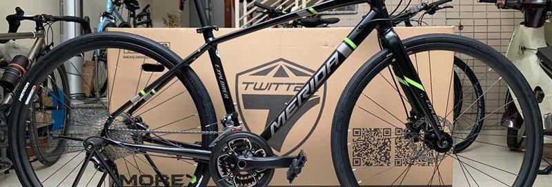 Xe đạp thể thao touring MERIDA EXPLORER 500, Shimano 30 tốc độ. Hàng nhập khẩu .