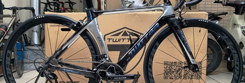 Xe đạp đua TWITTER T10 PRO 2019 (Shimano 105 R7000) - Hàng NK nguyên chiếc