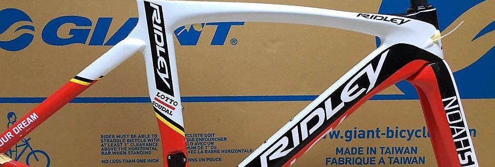 Khung (sườn) xe đạp đua : RIDLEY LOTTO NOAH SL(Full Carbon)