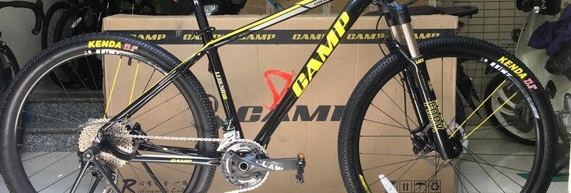 Xe đạp thể thao CAMP Legend 500 (Shimano XT và SLX): hàng nhập khẩu nguyên chiếc