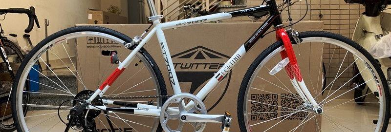 Xe đạp thể thao Touring FORTINA FT7007 - Hàng nhập khẩu nguyên chiếc, mới 100%