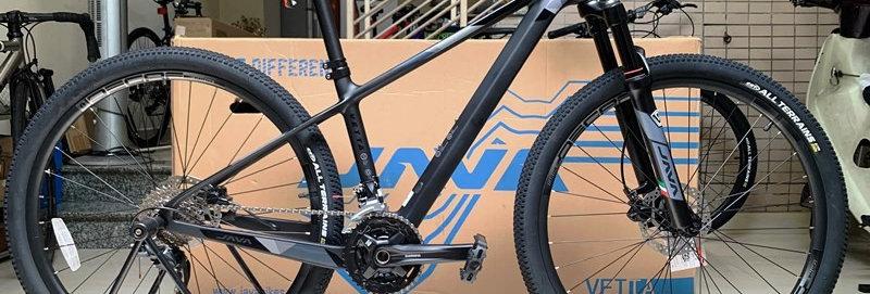 Xe đạp thể thao MTB JAVA VETTA (Shimano ALTUS) - Hàng chính hãng NK nguyên chiếc