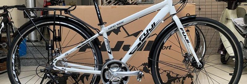 Xe đạp thể thao touring FUJI 700C - Shimano ALTUS 24 tốc độ. Hàng nhập khẩu .