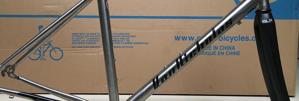 Khung sườn Titanium chính hãng : VAN NICHOLAS VENTUS - Hàng nhập khẩu (mới 100%)