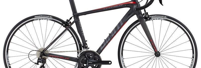 Xe đạp đua GIANTTCR SLR 2(FULL GROUPShimano 105) - Model 2015