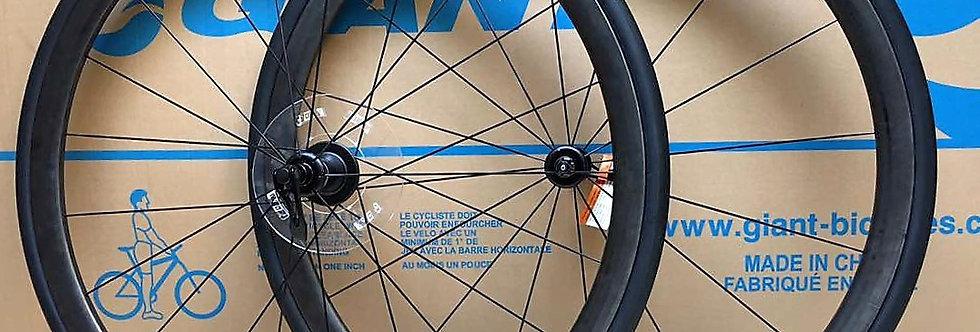 Bộ bánh xe GIANT SLR 0 (2017)- Full Carbon (hàng tháoxe, mới 100%)