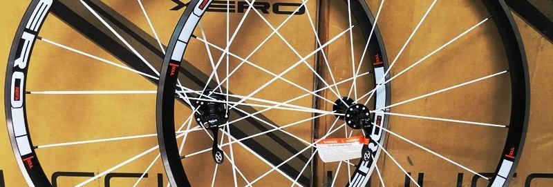 Bộ bánh xe road cao cấp XERO 30 (Nặng chỉ 1550g)