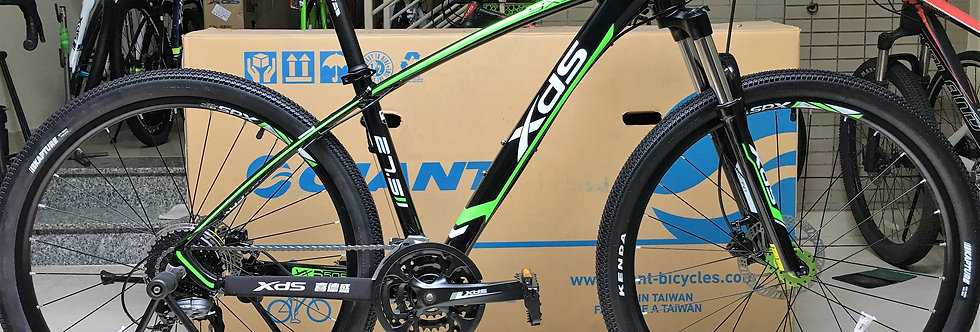 Xe đạp thể thao XDS YX350 (27 tốc độ) :  hàng chính hãng, nhập khẩu nguyên chiếc