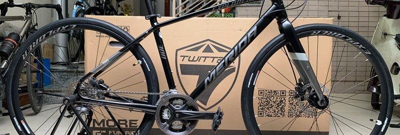 Xe đạp thể thao touring MERIDA EXPLORER 300, Shimano 27 tốc độ. Hàng nhập khẩu .