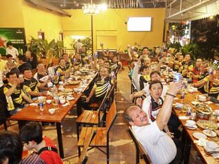 Buổi tiệc tất niên anh em xe đạp SAIGONXUA - 12/01/2019