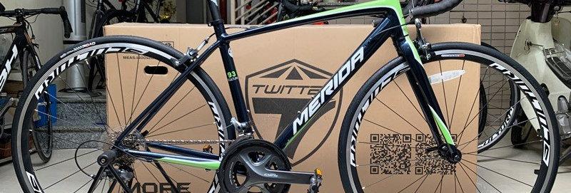 Xe đạp đua MERIDA SCULTURA 93 - 2020, Full groupsets Shimano CLARIS R2000