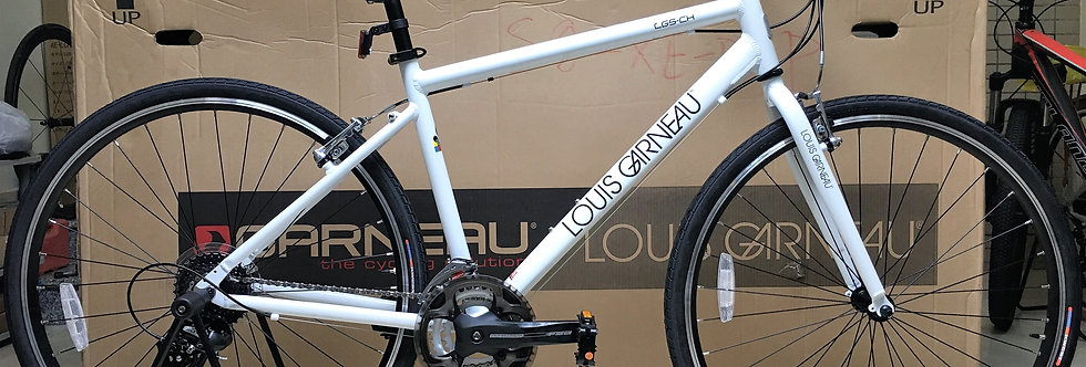 Xe đạp Touring LOUIS GARNEAU (chính hãng) - Hàng nhập khẩu nguyên chiếc mới 100%