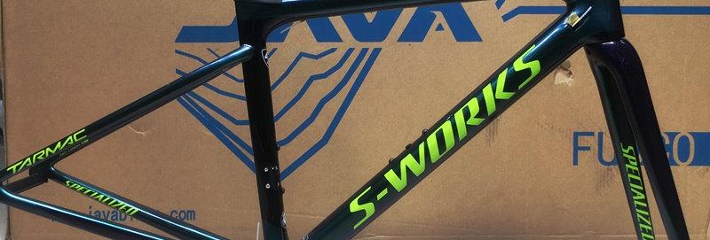 Khung (sườn) xe đạp đua S-WORKS TARMAC (Full Carbon)