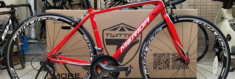 Xe đạp đua MERIDA SCULTURA 93 - 2020, Full groupsets Shimano CLARIS R2000 .