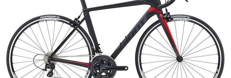 Xe đạp GIANTTCR SLR 2(FULL GROUPShimano 105) - Model 2016