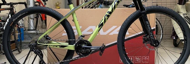 Xe đạp thể thao MTB SAVA DECK (Shimano DEORE) - Hàng  nhập khẩu nguyên chiếc .