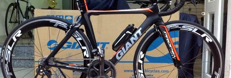 Xe đạp GIANT PROPEL ADVANCED 3, Khung Carbon, Group Shimano Ultegra 6800 điện