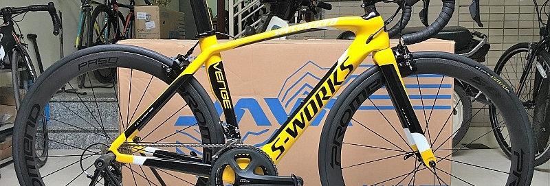 Xe đạp đua SPECIALIZED S-WORKS VENGE, full carbon, full groupset Shimano 105