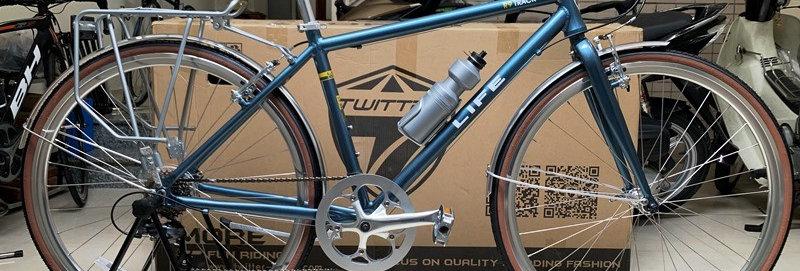 Xe đạp thể thao Touring LIFE R9 TRACK - Hàng nhập khẩu nguyên chiếc, mới 100%