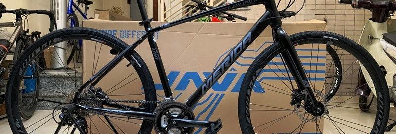 Xe đạp thể thao touring MERIDA EXPLORER 100, Shimano 24 tốc độ. Hàng nhập khẩu .