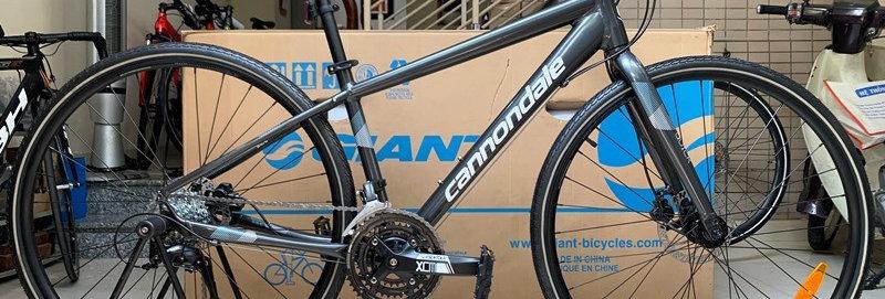 Xe đạp thể thao touring Cannondale QUICK 5 Disc, Shimano 27 tốc độ. Hàng N.khẩu