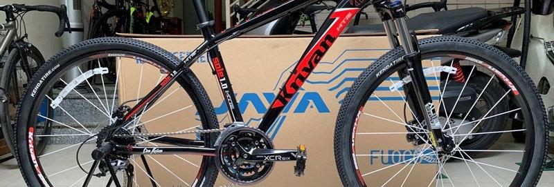Xe đạp thể thao KRIVAL (27 tốc độ) : hàng chính hãng, nhập khẩu nguyên chiếc