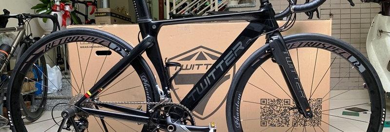 Xe đạp đua TWITTER SNIPER V2 (Shimano 105) - Hàng nhập khẩu nguyên chiếc