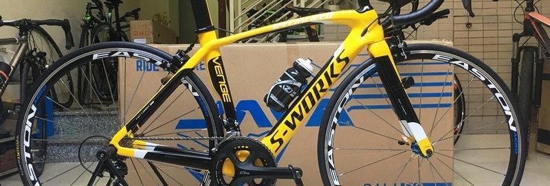 Xe đạp đua SPECIALIZED S-WORKS VENGE - Full carbon, full group Shimano 105 5800