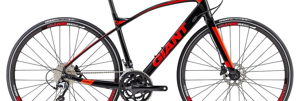Xe đạp Giant FASTROAD SLR 1 (New model 2017) - Hàng chính hãng