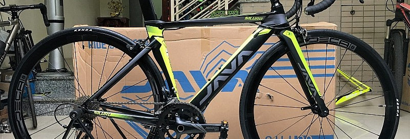 Xe đạp đua JAVA SILURO - Hàng chính hãng, nhập khẩu nguyên chiếc