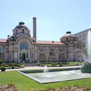 Parklar Şehri Sofya
