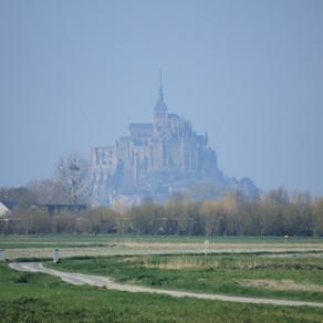Başka Dünyadan Bir Ada: Mont Saint Michel