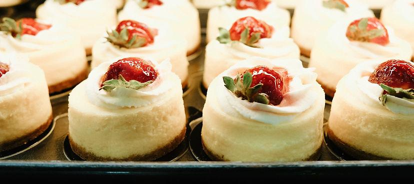 Decadent Delights-Wellington,CO - strawberry cake