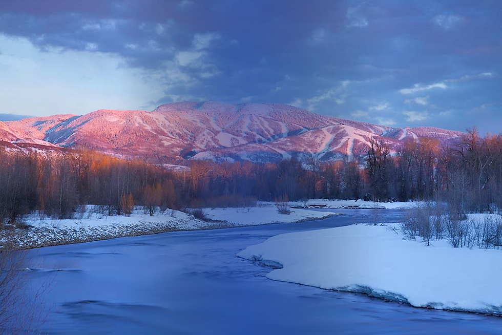 Decadent Delights - Mountain picture