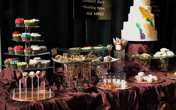 Decadent Delights-Wellington,CO - dessert display