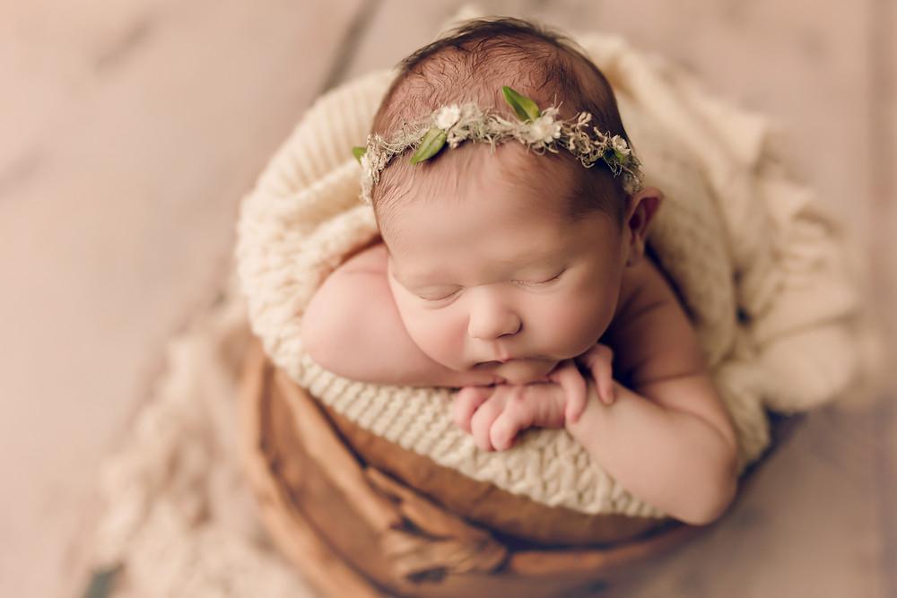 charleston newborn baby photography