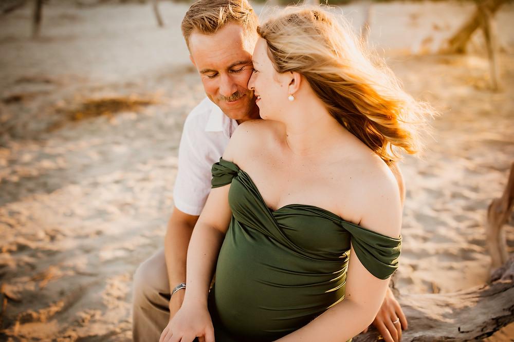 maternity photography charleston sc