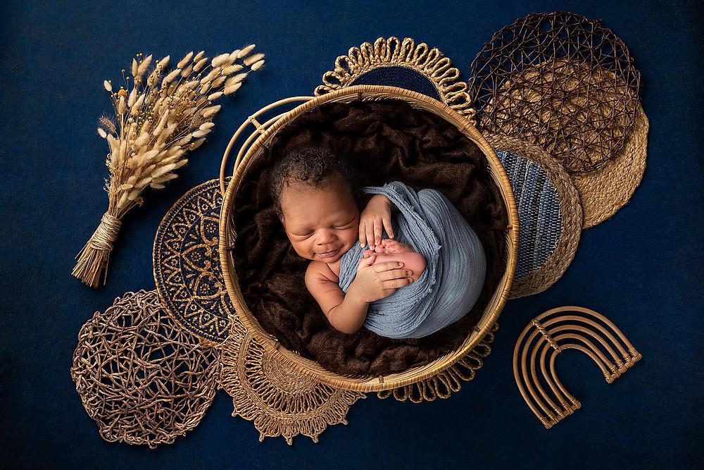 charleston newborn portraits