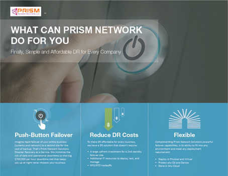 What Can Prism Network Do For You ?
