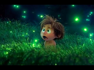 """""""Хороший динозавр""""  Pixar"""