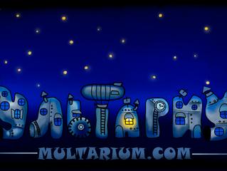 Заставка для сайта и будущих мультфильмов.