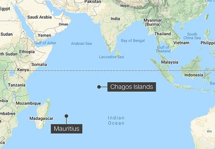 The Chagos Islands: A Lost Nation?